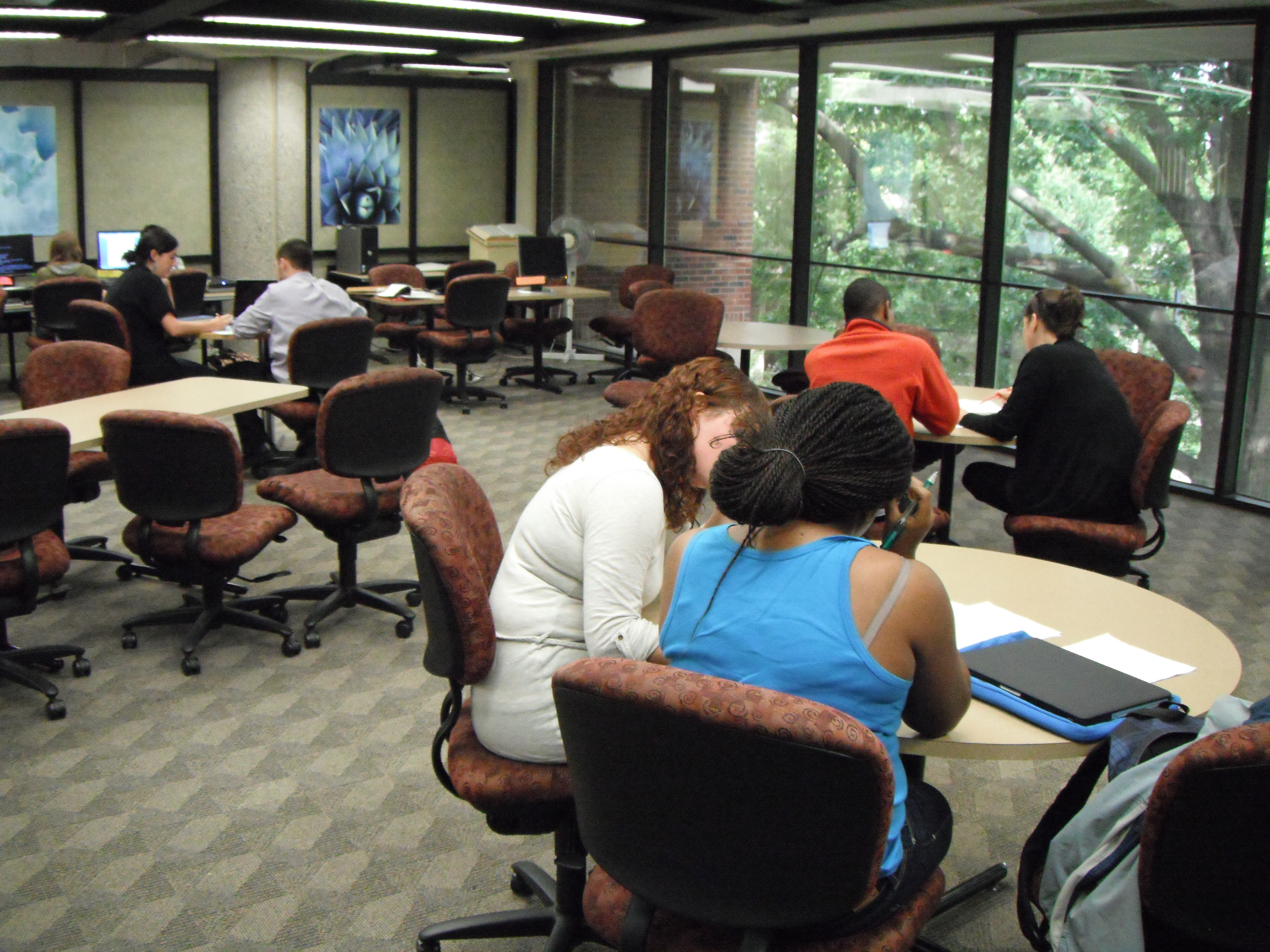 Variety with most of Tutoring Products Offered relating to Campus